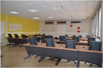 Salle informatique 2